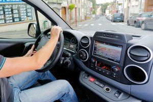 GPS Bluetooth Autoradio