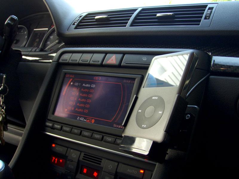 Ipod et autoradio android 307